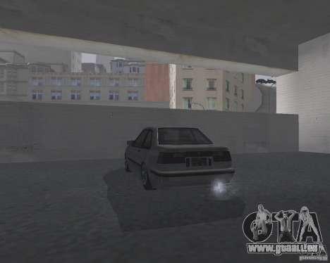 Futo de GTA 4 pour GTA San Andreas vue de droite