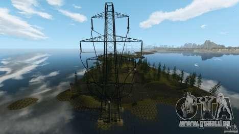 The Loggers Point pour GTA 4 sixième écran