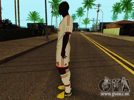Mario Balotelli v2 für GTA San Andreas dritten Screenshot