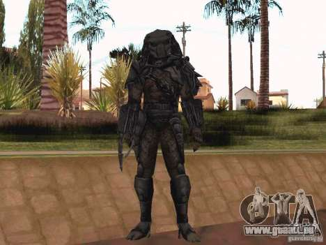 Predator pour GTA San Andreas