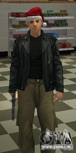 Nouveaux skins pour les passants pour GTA San Andreas