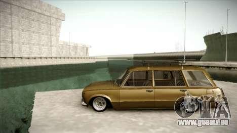 VAZ 2102 Floride pour GTA San Andreas laissé vue