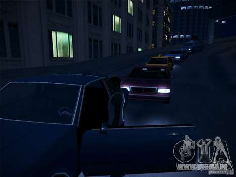 ENBSeries by CatVitalio für GTA San Andreas fünften Screenshot