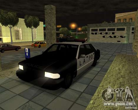Neue Textur-Maschinen für GTA San Andreas sechsten Screenshot