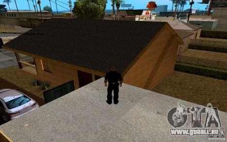 Nouveau Robot de grande maison pour GTA San Andreas neuvième écran