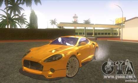 Aston Martin DB9 MW pour GTA San Andreas