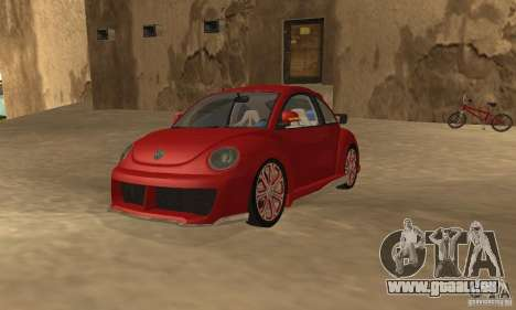 Volkswagen Bettle Tuning für GTA San Andreas