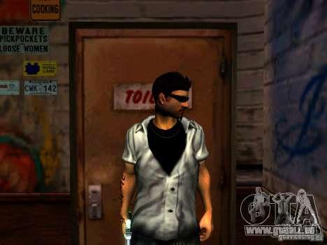 Nouveau Sweet pour GTA San Andreas quatrième écran