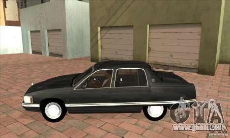Cadillac Deville v2.0 1994 pour GTA San Andreas laissé vue