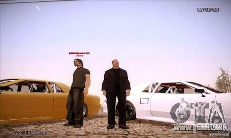 ENBSeries v5.0 Baby Blue für GTA San Andreas her Screenshot