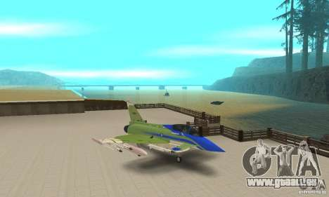 Eurofighter 2010 für GTA San Andreas