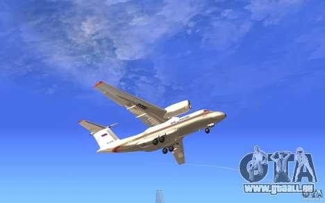 Antonov 74 für GTA San Andreas
