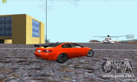 Tropick ENBSeries par Jack_EVO pour GTA San Andreas cinquième écran