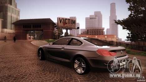 BMW 640i Coupe für GTA San Andreas Seitenansicht