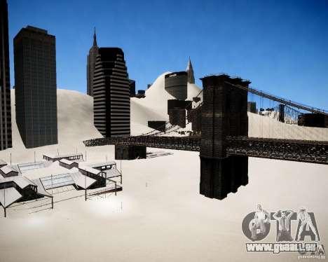 Desert Storm v1.0 pour GTA 4 troisième écran