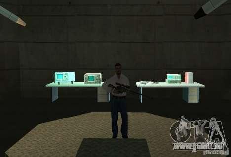 L118A Collection Wooland für GTA San Andreas dritten Screenshot