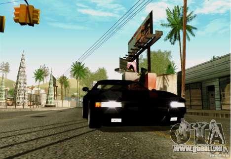 ENBSeries FS by FLaGeR v 1.0 pour GTA San Andreas deuxième écran