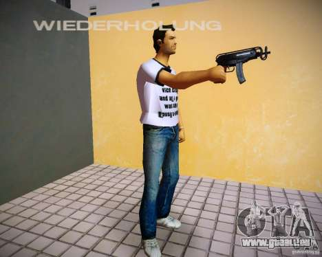 Vz-61 Skorpion für GTA Vice City