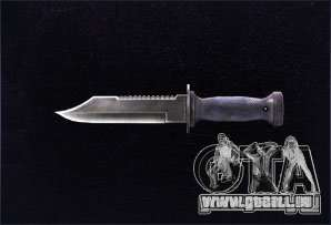 [Point Blank] Knife für GTA San Andreas
