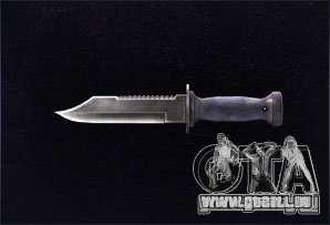 [Point Blank] Knife pour GTA San Andreas