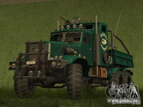 KrAZy Crocodile pour GTA San Andreas