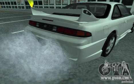 Nissan 200SX pour GTA San Andreas vue de côté