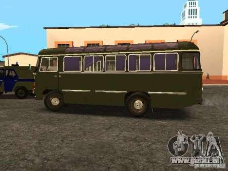 672 PAZ v2 pour GTA San Andreas laissé vue