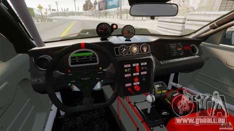 Ford Mustang 2010 GT1 für GTA 4 rechte Ansicht