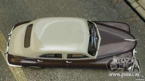 Packard Eight 1948 für GTA 4 Rückansicht