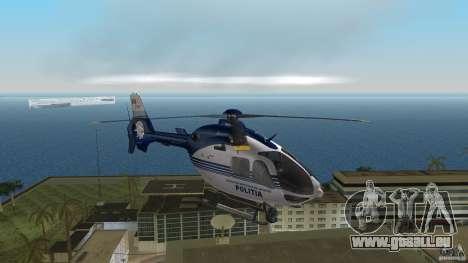 Eurocopter Ec-135 Politia Romana pour GTA Vice City