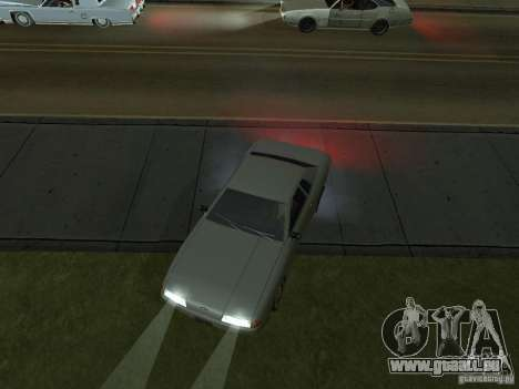 IVLM 2.0 TEST №3 pour GTA San Andreas cinquième écran