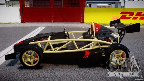 Ariel Atom 3 V8 2012 pour GTA 4 est une gauche