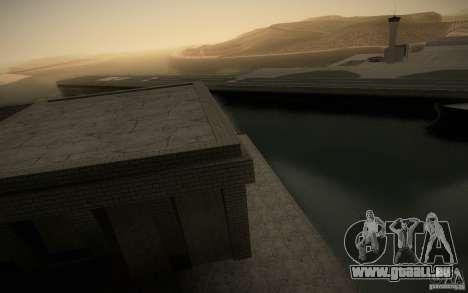 SF Army Re-Textured ll Final Edition pour GTA San Andreas deuxième écran