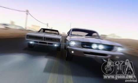 ENBSeries by dyu6 v6.0 pour GTA San Andreas septième écran
