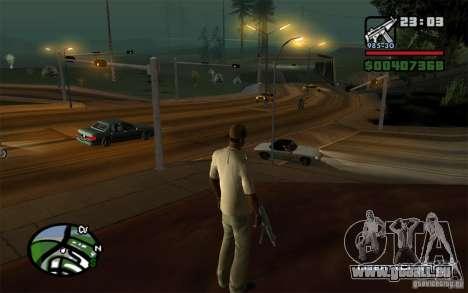 Intersections non réglementées pour GTA San Andreas