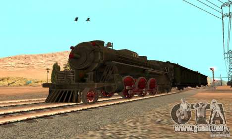 Lokomotive, 1941 für GTA San Andreas