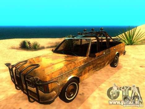 Regina War pour GTA San Andreas