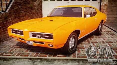 Pontiac GTO Judge für GTA 4