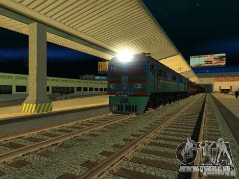VL8m-750 für GTA San Andreas rechten Ansicht