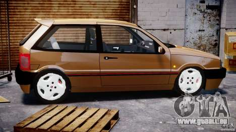 Fiat Tipo 1990 pour GTA 4 est une gauche