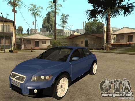VOLVO C30 Sport 2009 pour GTA San Andreas
