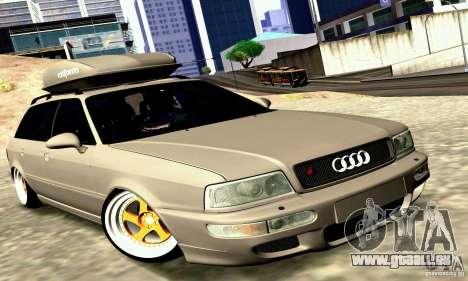 Audi RS2 Avant Thug pour GTA San Andreas