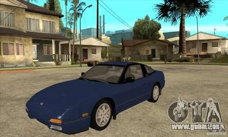 Nissan 240sx - Stock pour GTA San Andreas