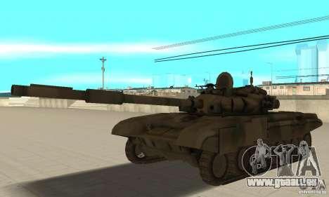 Char t-90 pour GTA San Andreas