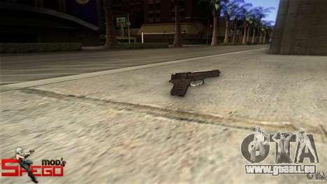 ASP pour GTA San Andreas quatrième écran