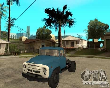 ZIL 130B1 für GTA San Andreas