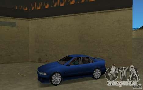Mitsubishi Galant pour une vue GTA Vice City de la gauche