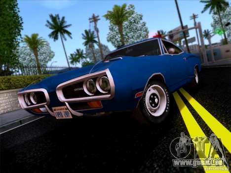 Dodge Coronet Super Bee v2 pour GTA San Andreas
