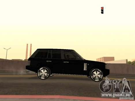 Luxury Wheels Pack für GTA San Andreas fünften Screenshot
