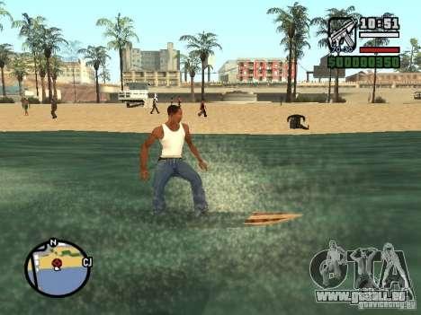 Cerf pour GTA San Andreas